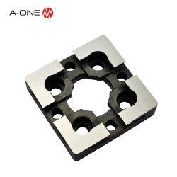 zentrierende Stahlplatte 54*54mm des Systems-3r für Elektroden-Halter 3A-400008