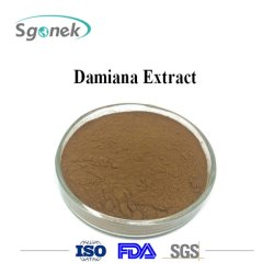 Высокое качество Damiana экстракт листьев Damiana извлечения порошок медицинского обслуживания продукта Damiana извлечения порошок сырья Damiana извлечения
