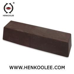 Compuesto de pulido de acero inoxidable pulido de cera de molienda de cera de color púrpura