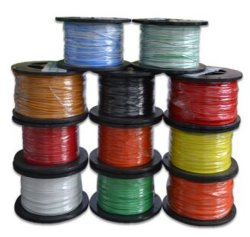 Chauffage électrique FEP isolement UL1330 UL1331 UL1332 Teflon sur le fil