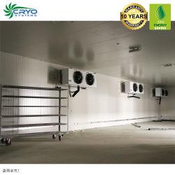 Gefriermaschine-Raum-Preis-Weg im Kühler für Milch-Joghurt gefrorene Fleisch-Kühlsystem--Kühlanlage