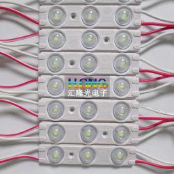 un modulo impermeabile da 75 lumen LED di 65*15mm con l'obiettivo per i caratteri luminosi di plastica/che fanno pubblicità canta