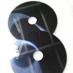карбид вольфрама Shinning полированный диск пилы для резки стальных