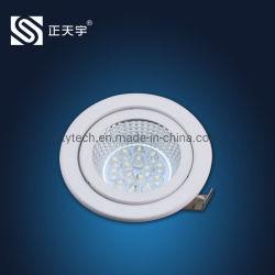 Instalación de sistemas integrados LED de luz tenue interior Driverless para muebles/armario/contador