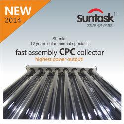 Новые Suntask Ассамблеи КПК солнечного коллектора с максимальной выходной мощностью 2943W
