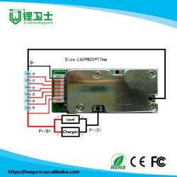 6s 7s 15A Li-ion СЭЗ размера 18650 защиты аккумуляторной батареи системной платы