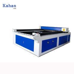 Tagliatrice d'alimentazione automatica del laser del CO2 di Engracing del tessuto del cuoio della tessile dei vestiti di grande controllo di formato DSP