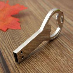 Bastoni istantanei del USB apri di bottiglia alla rinfusa del disco apri di bottiglia U