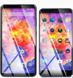 5.0-inch Android 6.0 sistema con 512+4G de memoria para S10 Smart Teléfono móvil 3G