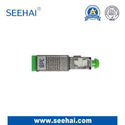 Sa-örtlich festgelegter Adapter-Typ Faser-optische Optikabschwächer