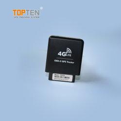 Control de Combustible de 4G LTE Obdll Dispositivo de seguimiento GPS con remolque Alarma, Alarma de volumen de negocios Tk428-Wy