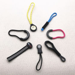 Gummireißverschluss-Abzieher, Belüftung-Reißverschluss-Abzieher-Plastikreißverschluss-Schweber
