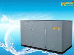 Pompa di calore fonte di acqua (riscaldamento a pavimento; risparmio energetico; bassa rumorosità)