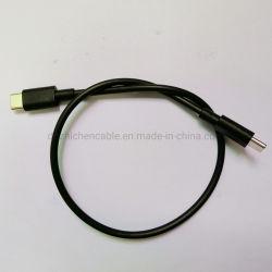 Type-c aan de Last van de Kabel van Gegevens Type_C verbindt de Kabel van de Draad van de Transmissie