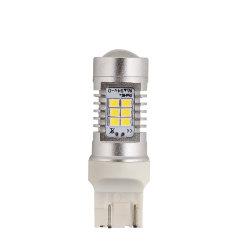 Nouvelles 1156 1157 3157 7440 Ampoule LED ambrée S25 T20 T25 SMD LED de voiture