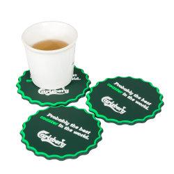 Cup Mat Montanha Russa de borracha de silicone para copo de vinho, chá- Melhor Housewarming bebidas, bebida