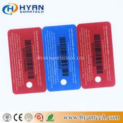 Perforan la RFID 3 tarjeta Combo para descuento/Composición/Lealtad/Promoción