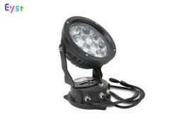 Spot de projecteurs à LED RVB Parc Jardin Lampe lumière LED Spotlight avec IP66