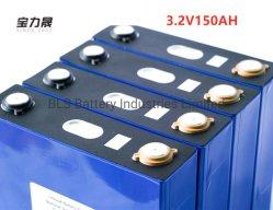 De nieuwe Batterijen van de Cel LiFePO4 van het Fosfaat van het Ijzer van het Lithium 3.2V150ah