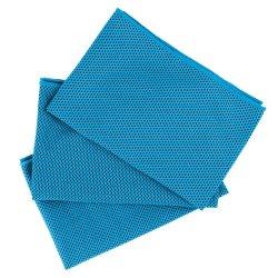 La microfibra de gimnasia suave toalla Helado
