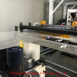 Feuille de plastique PET Twin-Screw PP extrudeuse Machine/ligne d'extrusion pour le conditionnement sous blister Papeterie plateau de fruits d'impression