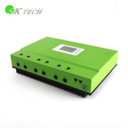 자동 일 24V 48V 태양 전지 위원회 충전기 80A 태양 충전기 관제사 변환장치
