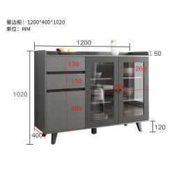 2020 Nuevos Venta de muebles de Aluminio El aluminio personalizables