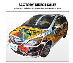 Auto de material escolar la disección de automóviles Mostrar modelo de coche