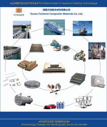 爆発の船建物のためのアルミニウム鋼鉄構造転移の接合箇所