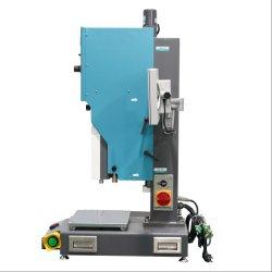 ファブリック縦の盲目の超音波溶接工Xsl-3510rの縦の盲目の超音波溶接機械