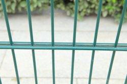 Le métal Maillon de chaîne de sécurité Vie privée Fil Soudé grillage de séparation