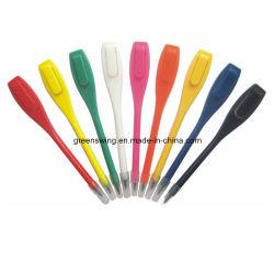Vente chaude plastique de haute qualité Golf Stylo de notation