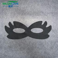 Не из ткани, маска для лица в мастерской, исправление эффекта красных глаз