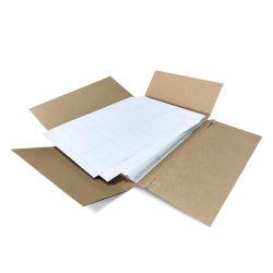 A4 dirección Troqueladas las Etiquetas Autoadhesivas adhesivos Papel para impresora de inyección de tinta