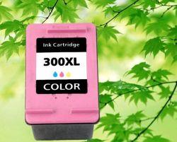 Cartucho de reabastecimento para 300XL (16ml) C/M/Y CC644e/HP300