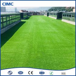 L'aménagement paysager de 30 mm le gazon artificiel Gazon synthétique avec décoration de jardin d'accueil 9000 Dtex