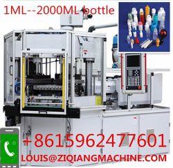 유럽 고품질 자동 PE 플라스틱 병 사출 블로우 몰딩 IBM 기계