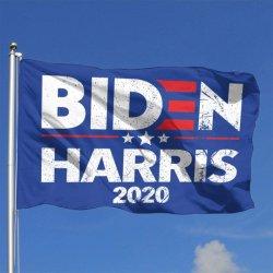 USA président Élection 2020 Biden Harris d'un drapeau