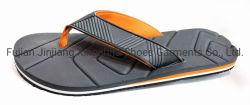 Los hombres EVA PU reguladores pantuflas Sandalias zapatillas Flipflop al aire libre