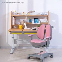 Оптовая торговля высокого качества для детей и детей эргономичный письменный стол и стул