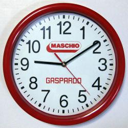 Orologio, orologio di parete, orologio di parete di plastica, orologio di parete promozionale, orologio di quarzo