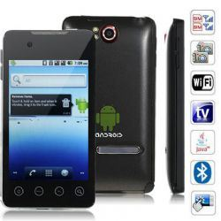 Dual-Band Quad-kaarten Android 2.2 Wi-Fi TV touchscreen Smartphone (A9000)