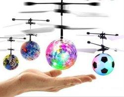 2021 الطفل الحث باستخدام الأشعة تحت الحمراء وكرة الطائر للتحكم بالراديو طائرة هليكوبتر مجسّ لهدية لعبة
