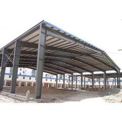 Сегменте панельного домостроения в гараж автомобилей пролить металлические стальные конструкции здания для продажи