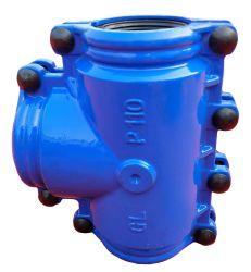 Fascette di riparazione tubi in PVC PE da 110 mm, raccordo a T a gomito