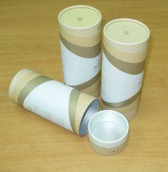 カスタムEの液体の点滴器のびんのペーパー管の装飾的なペーパー管
