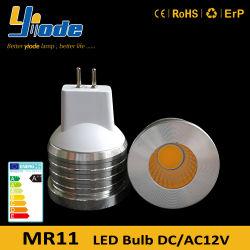 12V MR11 LED-Glühlampe Big Power 3W COB LED-Scheinwerfer