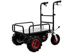 ElektroKruiwagen van de Kar van de Aandrijving van het Platform van de pallet de Elektrische voor het Tuinieren Architectuur