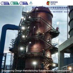 Fgd360-verwarmingspijp de Ontzwaveling van het Gas voor de Installatie van de Sinter van het Bedrijf van het Staal