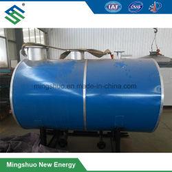 Caldera de Gas económico para la planta de biogás con cortos años de amortización